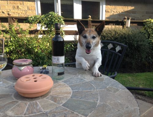 More wine, waiter.